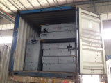 Escala eletrônica do caminhão para o metal que recicl a indústria