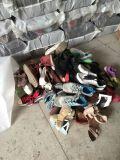 Sapatas da segunda mão/sapatas usadas na qualidade superior do AAA da classe com as sapatas grandes da segunda mão dos esportes do homem do tamanho do tipo