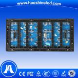 Hohe Auflösung im Freien farbenreiches P10 SMD3535 LED Bildschirm bekanntmachend