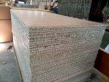 Los paneles de aluminio del panal