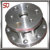 Pezzi meccanici anodizzati su ordinazione di CNC dell'alluminio di montaggio di metallo