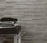 Rustikale glasig-glänzende Fußboden-Fliese für Innenraum und Äußeres