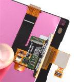 ソニーXperia Z5コンパクトな小型E5803 E5823 LCDの表示のタッチ画面のための携帯電話LCD