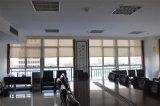 Шторки экстерьера шторок ролика Двойн-Слоя тяги занавеса тени Sun светомаскировки пластичные цепные для Windows