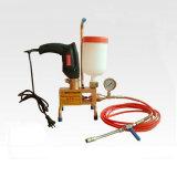 Einzelne flüssige elektrische Zementvergießen-Spray-Beschichtung-Maschine