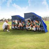 Sport Brella, parapluie de campus, parapluie extérieur, avec la protection UV, chaude