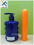 Botellas únicas por encargo de la loción de 300ml Plasitc