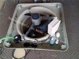 refrigerador de aire evaporativo del peine de la miel del agua portable industrial 18000m3/H