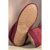 de las mujeres Inicio clásico de piel de oveja zapatillas
