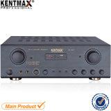 Amplificador de 100 del vatio 2 de los canales 220V de la potencia sonidos del hogar para la venta