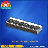 주문을 받아서 만들어진 양극 처리된 알루미늄 열 싱크 ISO9001