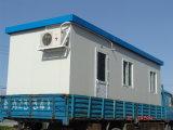 Casa modular do recipiente da alta qualidade/recipiente bloco liso