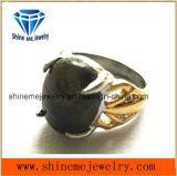Mufla colgante de la joyería de piedra Negro Moda
