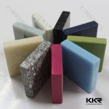 純粋で黒い品質の製造業者のアクリルの固体表面シート