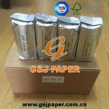 Papel sintetizado termal de la pulpa de madera para la impresora video sensible