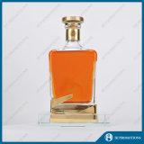 Banco di mostra di cristallo della bottiglia di vino (HJ-DWNL01)