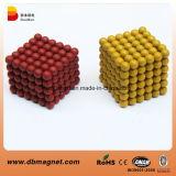 Balão DKmm Magnetic Colorful Neodymium Sinterizado para Brinquedos Infantis