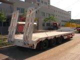 Fertigung-niedriger Bett-Sattelschlepper Ailer verwendet für das Transportieren des schweren Geräts