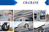 Châssis de camion de BMC mini petites grues mobiles de 10 tonnes à vendre