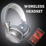 Écouteur frais gris mains libres stéréo sans fil de Bluetooth