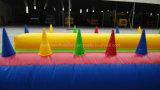 Aufblasbares Kurbelgehäuse-Belüftung Sports Spiel-Gewehr-Schießen-Spiel, aufblasbares Bogenschießen-Schießen