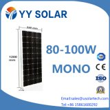 40W 50W 80W de alta eficiencia para el sistema de panel solar