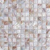 Mosaico de agua dulce del cuadrado del color de la madre naturaleza del shell