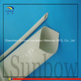 Het silicone behandelde Geweven Glasvezel Sleeving 25.0mm