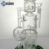 リサイクルしなさいタバコ(AY 003)のワックスのためのガラス煙る管を