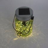 環境保護のホーム照明のための太陽ホタルの瓶ライト
