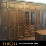Kundenspezifische Schreinerei Tivo-036VW des Etat-Eichen-Holz-WIC