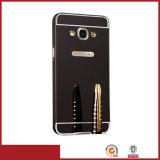 für Metallrahmen der Samsung-Galaxie-J7 Stoß-PC rückseitiger Deckel-Fall
