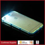 Caixa do telefone de pilha do flash do atendimento entrante para o iPhone 6