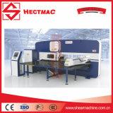 A máquina hidráulica do perfurador da torreta do sistema do CNC Fanuc da máquina da imprensa de perfuração T30 com Amada utiliza ferramentas a fabricação da maquinaria