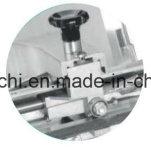 Neue Bescheinigung-halbautomatische Fleisch-Schneidmaschine der Bedingung-2016 und des Cers