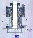 Selo 205 mecânico para a chaleira