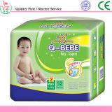 Nuevo pañal soñoliento no tejido Manufactur del bebé del OEM del diseño en China