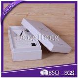 Forma cuadrada de papel especial para el cuello rígido cajas de regalo