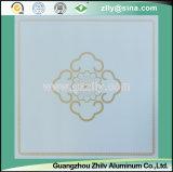 Type de chinois traditionnel avec la lumière d'élément chauffant de plafond d'impression d'enduit de rouleau de Stereovision