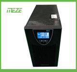 Электрическая система 10kVA UPS заряжателя инвертора солнечная резервная он-лайн