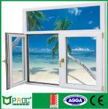Baumaterial-Aluminiumprofil-Flügelfenster 2017 Windows durch Shanghai