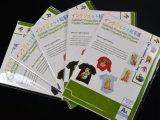 Het Document van de Overdracht van Inkjet voor Zuivere Katoenen T-shirt/Stof