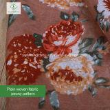 Oberseite 2017, die Retro Pfingstrose gedruckte Viskose-/Polyester-Form-Dame Scarf verkauft