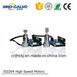 Cabeça do laser do varredor de alta velocidade de Digitas Jd2204 para a venda por atacado da estaca