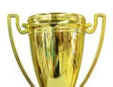 トーナメントおよび選手権のための7.5インチの経済的な青銅色のトロフィ