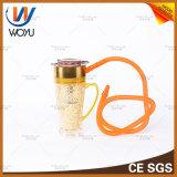 담배의 수관 연기 Shisha 동결된 컵 휴대용 남비의 휴대용 물 컵의 신형