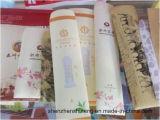 (RPD) dobro de papel mineral rico de papel de pedra a favor do meio ambiente revestido