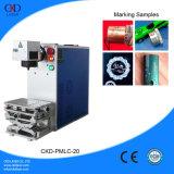 De Laser die van de Vezel van het Merk CKD 20W de Prijs van de Machine merken