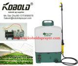 Spruzzatore della batteria dello zaino di Ce/GS, spruzzatore elettrico di agricoltura
