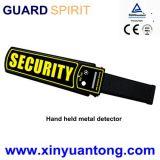 Detetor de metais Handheld portátil inteligente aprovado do Ce